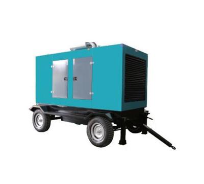 移动拖车式柴油万博官网网页版